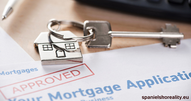 Hypotekárne financovanie od banky v Španielsku
